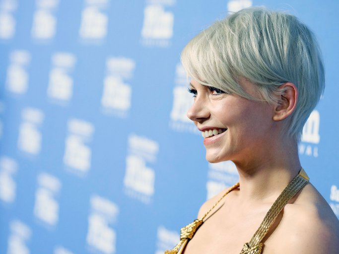 Michelle Williams' Pixie Cut | © Getty Images | Matthew Simmons