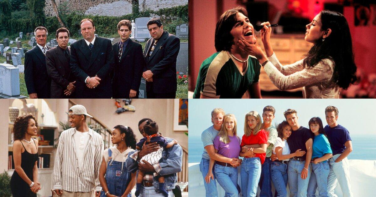 Das sind die besten 90er Jahre Serien!