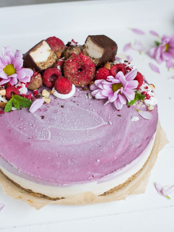 Sommerlicher Raw Cake | © Your Super