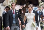 Brautkleid von Pippa Middleton | © Getty Images | WPA Pool