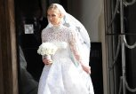 Nicky Hilton im Brautkleid | © Getty Images | SAV
