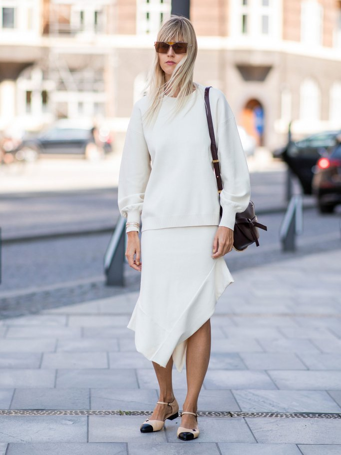 Street Style von der Kopenhagen Fashion week | © Getty Images | Christian Vierig
