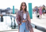 Street Style von lena Lademann bei der Kopenhagen Fashion Week 2019 | © Getty Images | Christian Vierig