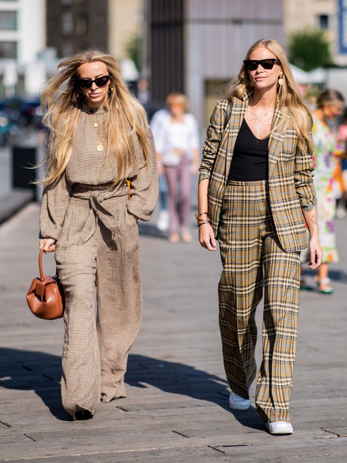 Streetstyle bei der Kopenhagen Fashion Week Spring Summer 2019 | © Getty Images | Christian Vierig