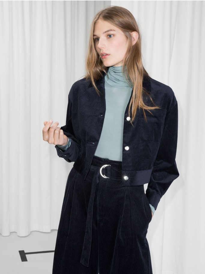 Cropped Jacke von & Other Stories | © PR