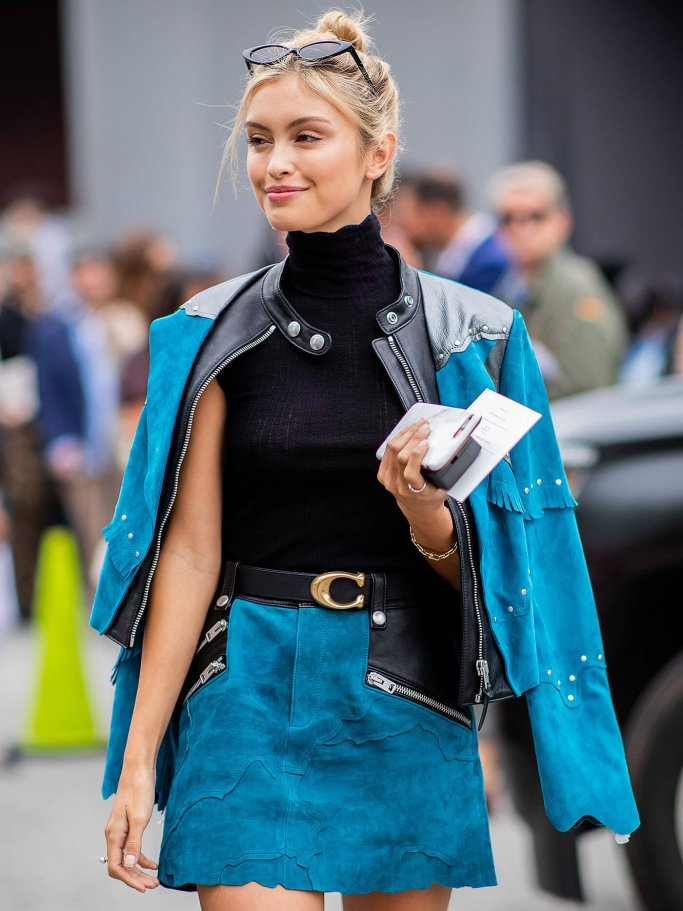 Street Style New York | © Getty Images | Christian Vierig