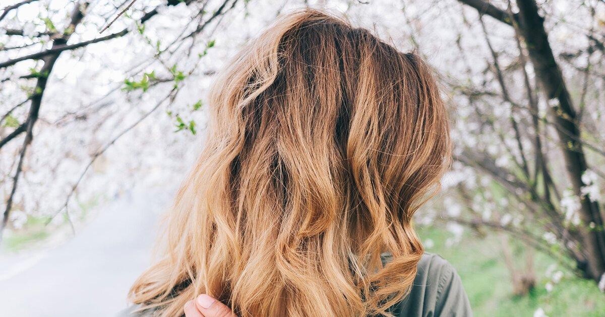 Ombre blond haarfarbe braun Ombre Braun