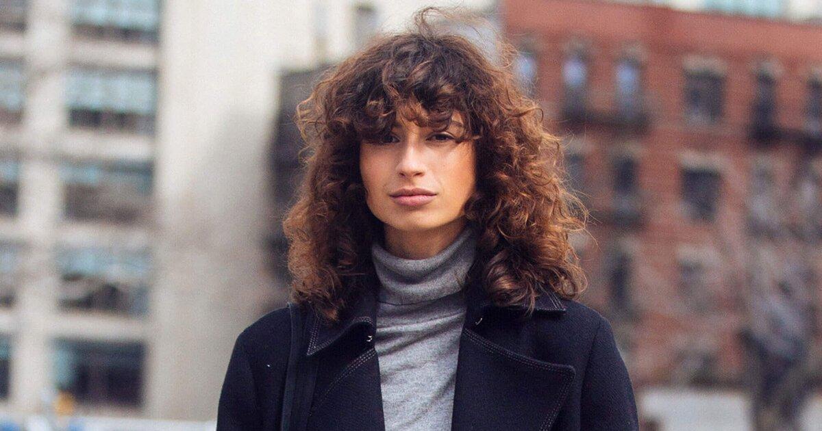 Haaren langen dauerwelle bei Die neue