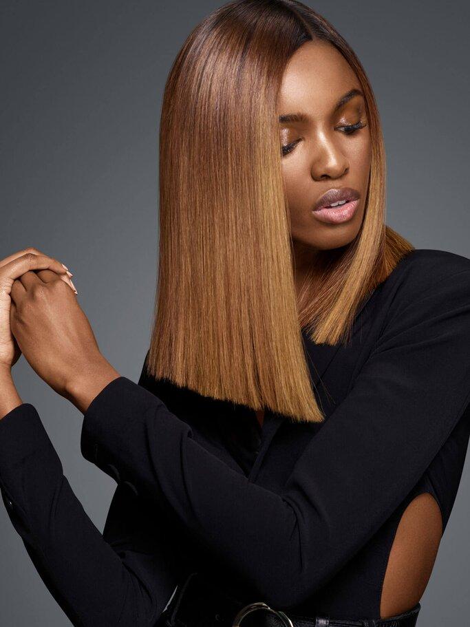 Braun blond trends haarfarben dunkelblonde haare