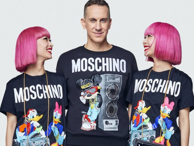 Jeremy Scott Disney Capsule Kollektion | © PR