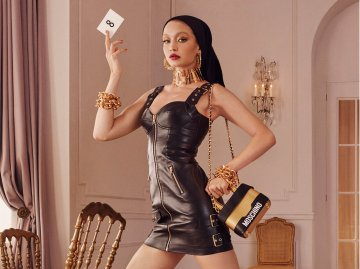 "Kampagnenbild der ""H&M x Moschino""-Kollektion 