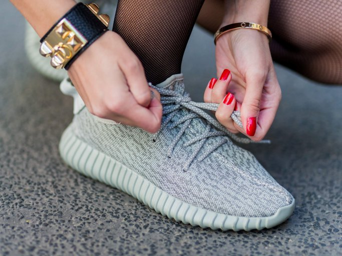 Adidas Yeezy Sneaker | © Getty Images | Christian Vierig