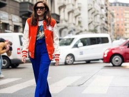 Athleisure Streetstyle Look | © Getty Images | Melodie Jeng