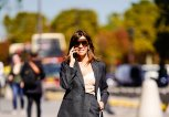 Carine Roitfeld Streetstyle | © Getty Images | Edward Berthelot