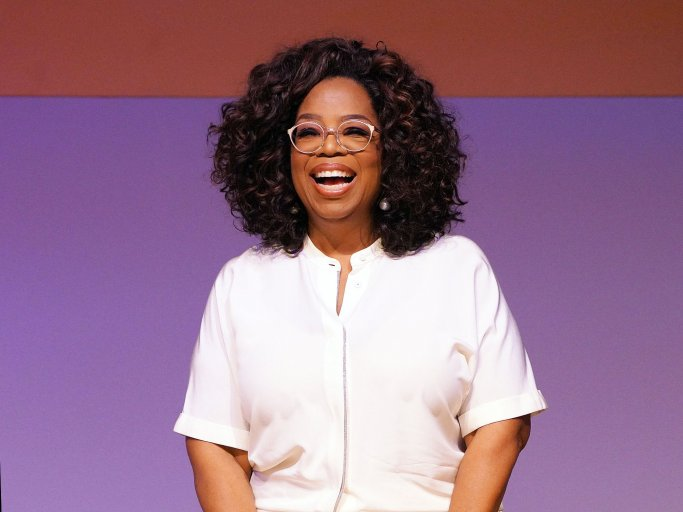 "Oprah Winfrey bei ""The Dignity of Women Conversation"" 