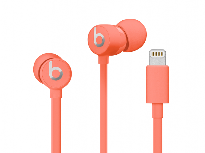 urBeats in Coral | © PR