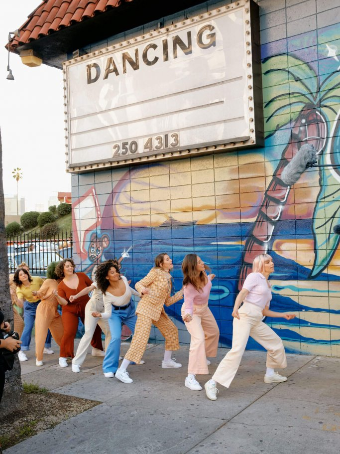 & Other Stories x L.A. Municipal Dance Squad | © PR