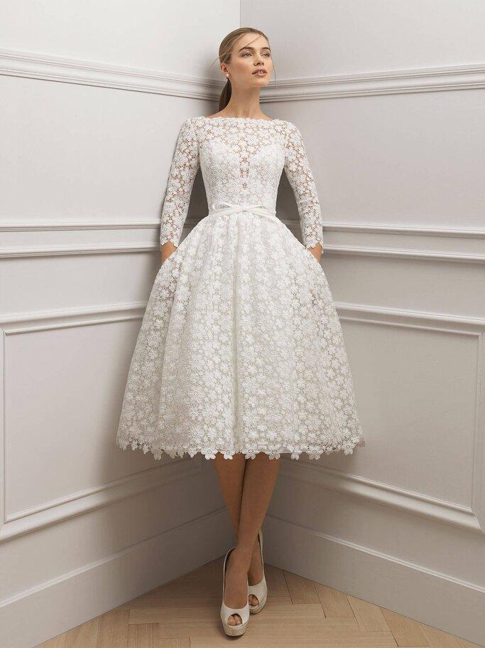 Standesamtliche kleid trauung für Brautkleider Standesamt