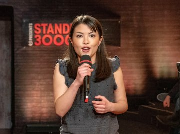 Erika Ratcliff bei Comedy Central | © Comedy Central presents Standup 3000 | Max Kohr