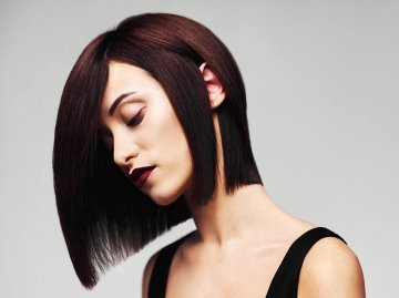 Long bob frisuren ohne stufen