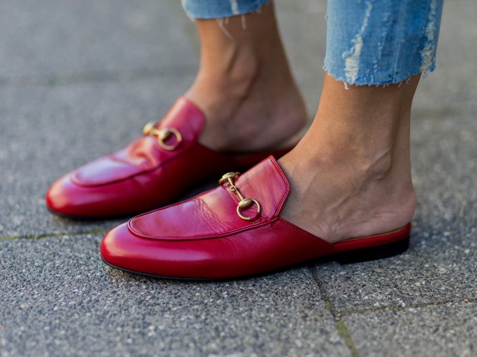 Gucci Princetown Slipper | © Getty Images | Christian Vierig