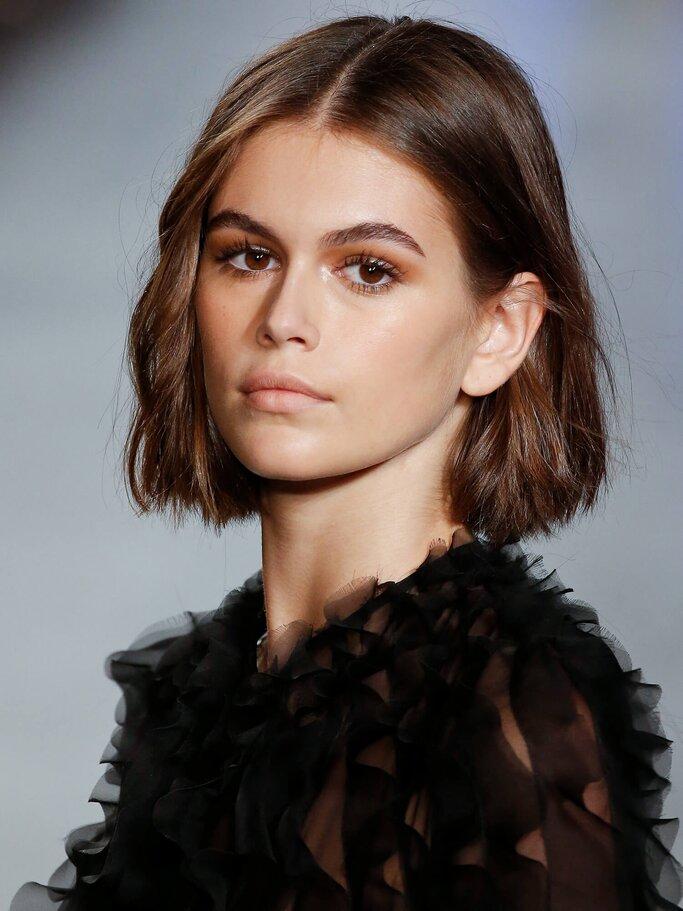 Haare dunkle moderne kurzhaarfrisuren Kurzhaarfrisuren für