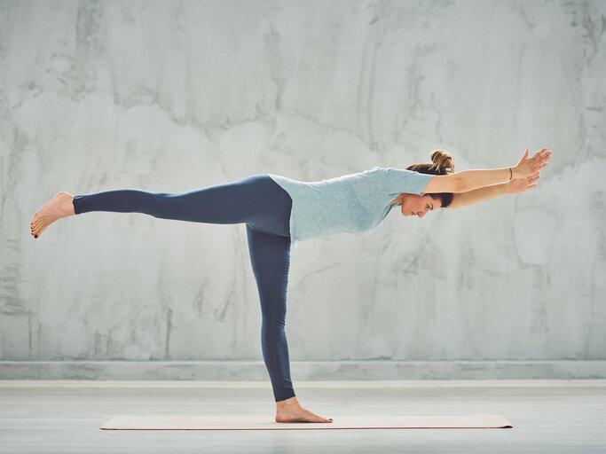 Dehnubungen Rucken Yoga