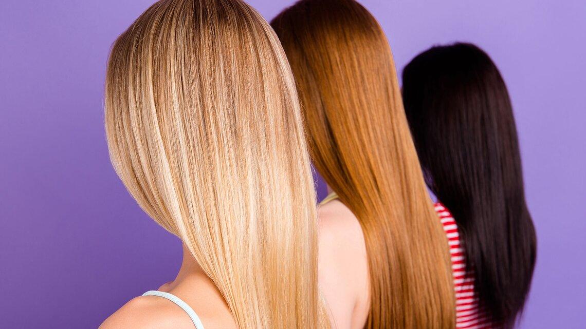 Farbe zu haaren passt welche roten Haarfarbe und