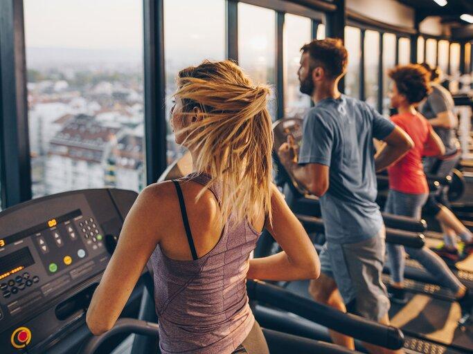 Clever fit überall trainieren