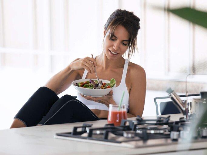 Füttern frauen fett Die 5