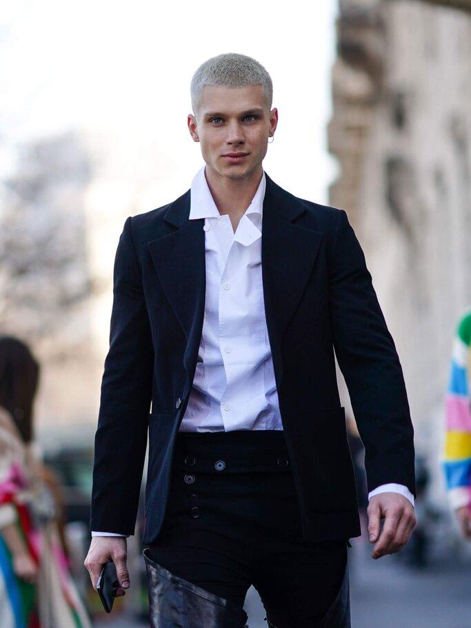 Haaren zu männer kurzen von langen Männerfrisuren 2021: