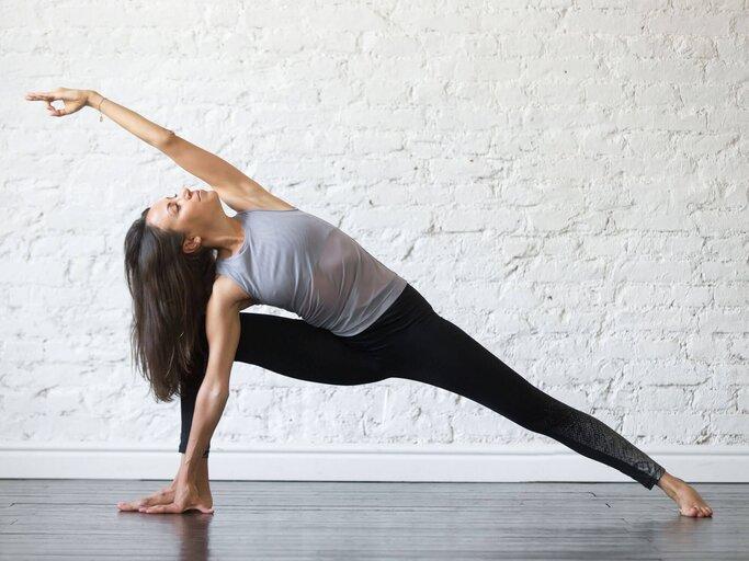 Yoga Ubungen Fur Einsteiger Und Fortgeschrittene